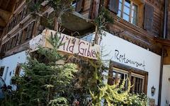 Hotel Kernen, Restaurant Kernen, Schönried, Gstaad, Berner Oberland,Hotel, Restaurant, Kernen, Bruno Kernen, Wild, Gibier