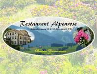 Restaurant Alpenrose, 1715 Alterswil