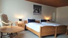 Doppezlimmer First Lodge Grindelwald