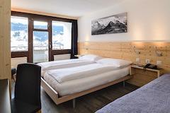 Jungfrau Lodge, Annex Crystal