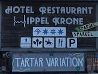 Restaurant Hippel Krone in 3210 Kerzers: