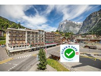Hotel Kreuz & Post in 3818 Grindelwald: