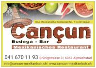 Restaurant Cançun, 6053 Alpnachstad