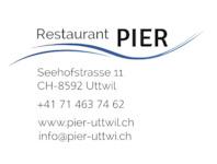 Restaurant Pier in 8592 Uttwil: