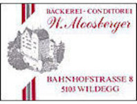 Bäckerei - Conditorei Moosberger, 5103 Wildegg