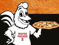 Mister Chicken 2 Pizza & Burger in 8707 Uetikon am See: