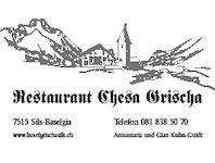 Chesa Grischa, 7515 Sils/Segl Baselgia