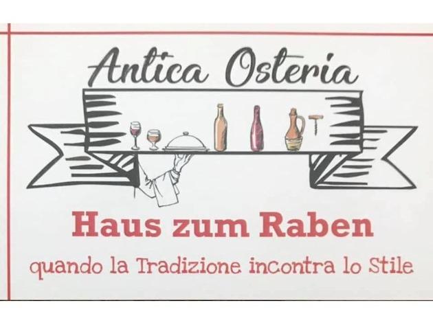 Restaurant Antica Osteria Haus zum Raben