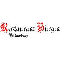 Restaurant Bürgin · 4443 Wittinsburg · Unterdorfstrasse 12
