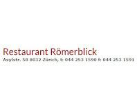 Restaurant Römerblick in 8032 Zürich: