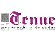 Hotel Restaurant Catering Tenne, 3998 Gluringen