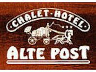 Chalet Hotel Alte Post in 3818 Grindelwald: